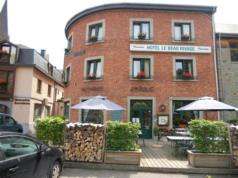 hotel beau rivage and restaurant koulic la roche en