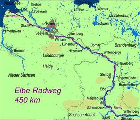 elbe route