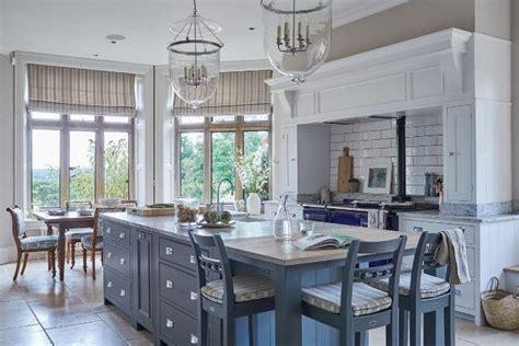 Best 20+ Blue Gray Kitchens Ideas On Pinterest