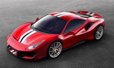 Ferrari 488 Pista 2018 Revealed