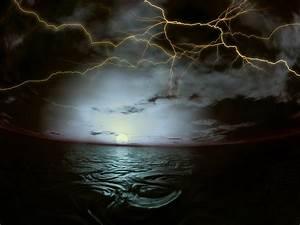 Animated Lightning Storm Wallpaper - WallpaperSafari