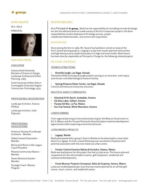 New Format Resume by Egroup Marketing New Resume Format Unveiled