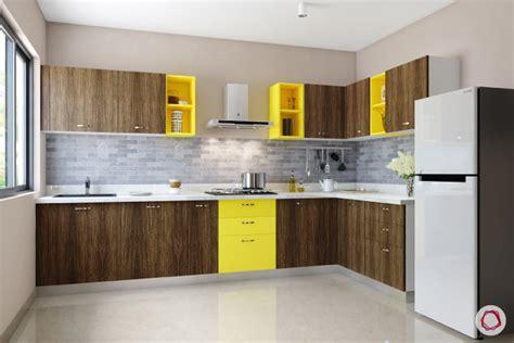 modular kitchen design india