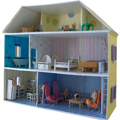 grille murale cuisine fabriquer maison de poupée en plume idées et