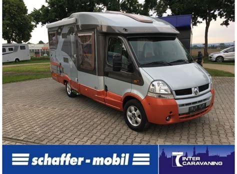 Bürstner Mega Van It 675 Als Teilintegrierter In Dresden