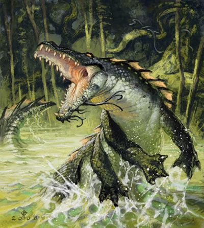 river crocolisk hearthstone wiki