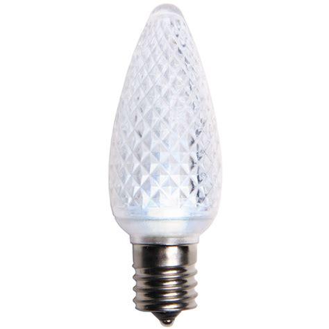 white led christmas lights c9 c9 cool white led christmas light bulbs