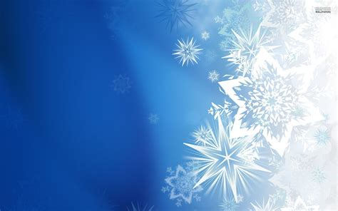 Glitter Snowflake Background by Snowflakes Wallpapers Wallpaper Cave