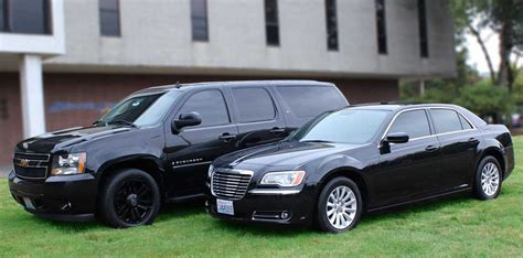 Town Car, Limousine And Private Sedan Services In Seattle