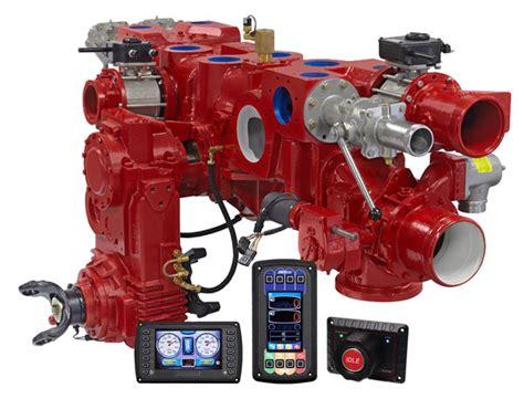 New Pumps, Foam Systems, Controls, Valves, And Nozzles