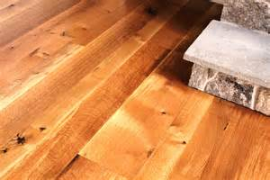 five things to when choosing wide plank wood flooring