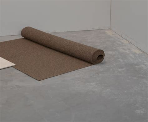 acousticork t71 underlay for ceramic tile floors amorim