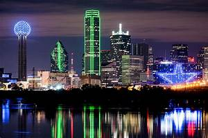 Dallas Cowboys Star Skyline Photograph by Rospotte Photography