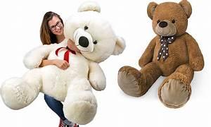 Gros Nounours En Peluche : ours en peluche xxl groupon shopping ~ Teatrodelosmanantiales.com Idées de Décoration