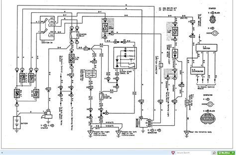 2003 toyota matrix wiring diagram free wiring diagram