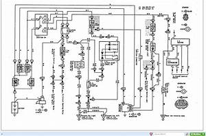 2003 Toyota Matrix Wiring Diagram