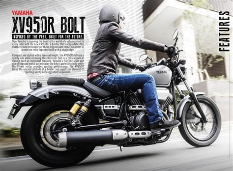 Yamaha Xv950r Bolt Launched In Malaysia