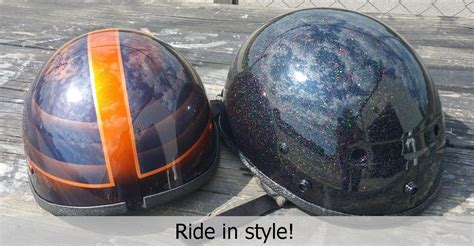 get your helmet painted to match your bike td customs