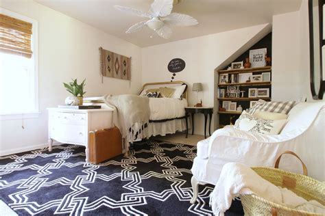 Bedroom Makeover : Our New Guest Room-cassie