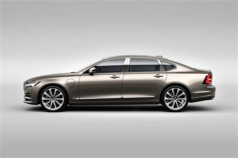 Volvo S90 by 2018 Volvo S90 T8 Engine Phev With 400hp Reaches