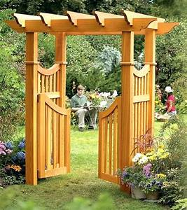 Garden Arbors Kiepkiep Club With Arbor Plans Idea 11