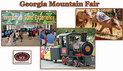 Mountain Georgia Fair Hiawassee Ga 63rd Annual