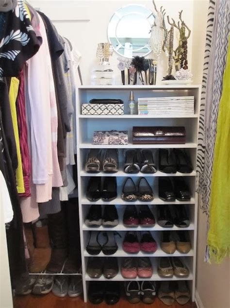 Storage For Closet by Small Closet Ideas The Most Organized Closets We Ve