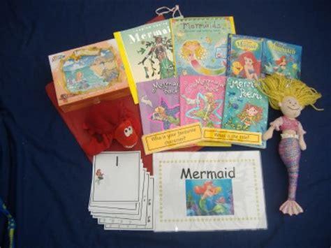 Little Mermaid Story Resources, Books & Sack Eyfsks1 Ebay