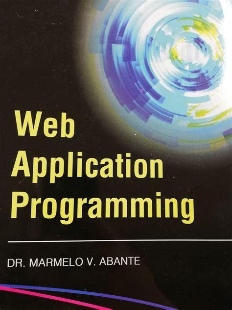 WEB Application Programming - Mindshapers Publishing