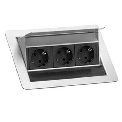 prise electrique encastrable plan de travail cuisine pene stikkontakter på kjøkken kjøkkenbenk byggebolig