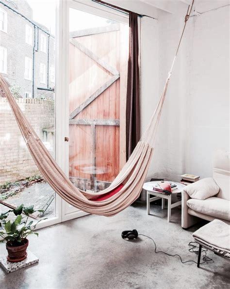 Hangmat Bevestigen by Hangmat In Huis Interieur Inrichting