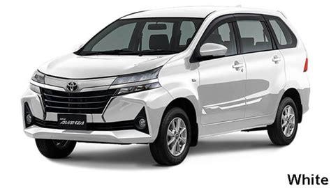 Toyota Avanza 2019 Picture by Toyota New Avanza 2019 Spesifikasi Harga Info