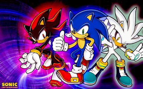Cool Sonic the Hedgehog Silver