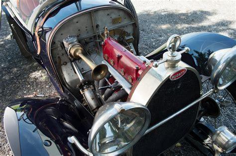 Chat c'est chouette   no. Bonhams : 1923 Bugatti Type 23 Brescia Modifié Torpedo Chassis no. 1709
