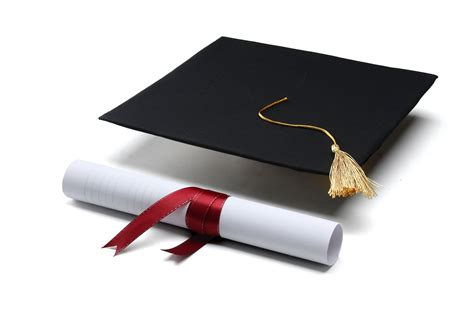Images For Graduation Cap And Diploma Png