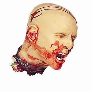 Severed Head - Decorations & Props