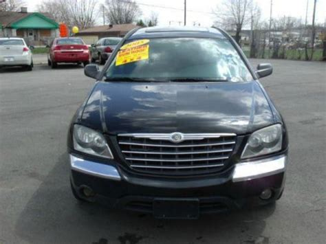 buy car manuals 2005 chrysler pacifica interior lighting find used 2005 chrysler pacifica touring in 3400 south madison ave indianapolis indiana