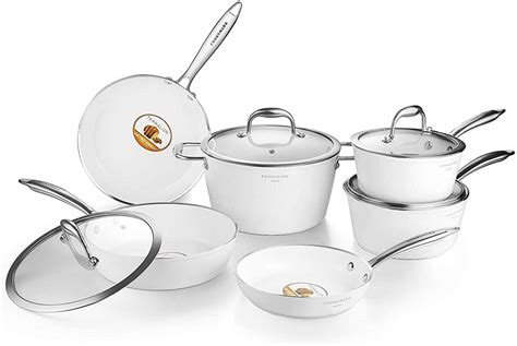 glass top cookware sets  amazon  chefs pencil