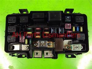 2005 Acura Rsx Under Hood    Engine Fuse Box 38250