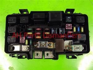 Buy  90 2005 Acura Rsx Under Hood    Engine Fuse Box 38250