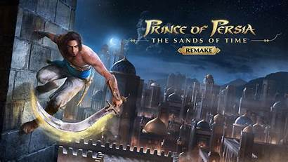 Persia Prince Sands 4k Remake Games Poster