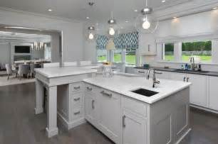 l shaped kitchen islands interior design inspiration photos by blue water home builders