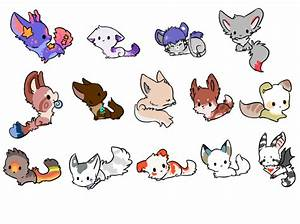 Micro chibi pack by Magicpawed on DeviantArt
