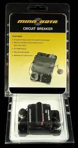 Minnkota Circuit Breaker - Mkr-19