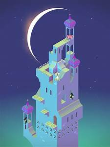 Monument valley a game that lets you play with for Monument valley game