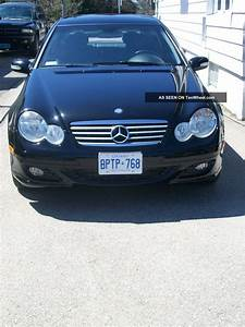 Mercedes Classe C 2005 : 2005 mercedes benz c class c230 kompressor sport coupe ~ Medecine-chirurgie-esthetiques.com Avis de Voitures