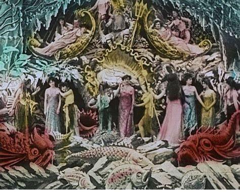 george melies kingdom fairies 1903 le royaume des f 233 es the kingdom of fairies from the
