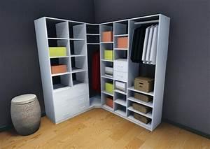 Comment Fabriquer Un Dressing : comment faire un dressing dans une petite chambre ~ Melissatoandfro.com Idées de Décoration