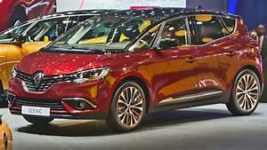2016 Renault Scenic 4 - World Premiere - YouTube