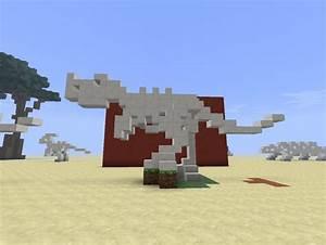 Dinosaur skeletons - Creative Mode - Minecraft: Java ...